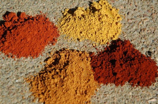 Интересные факты о красках (6 фото)