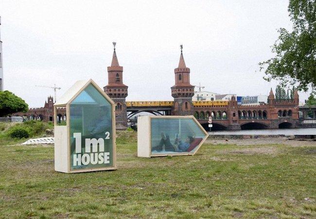Самый маленький дом в мире (фото дня)