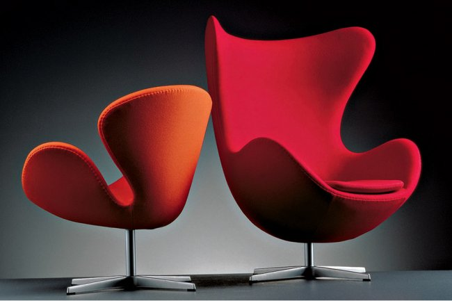 Удивительные факты о современном дизайне интерьера (9 фото)
