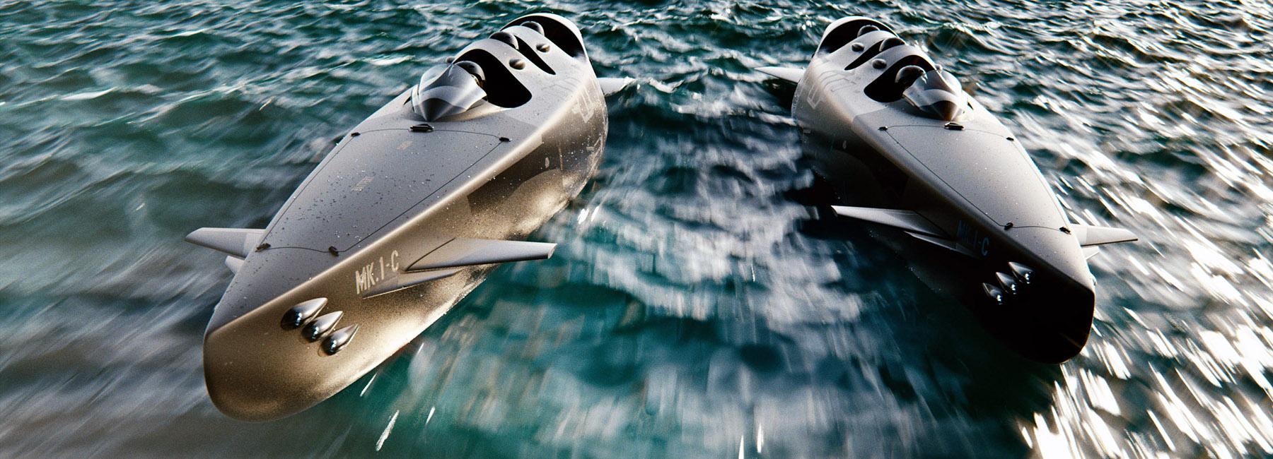 рекорд скорости подводной лодки