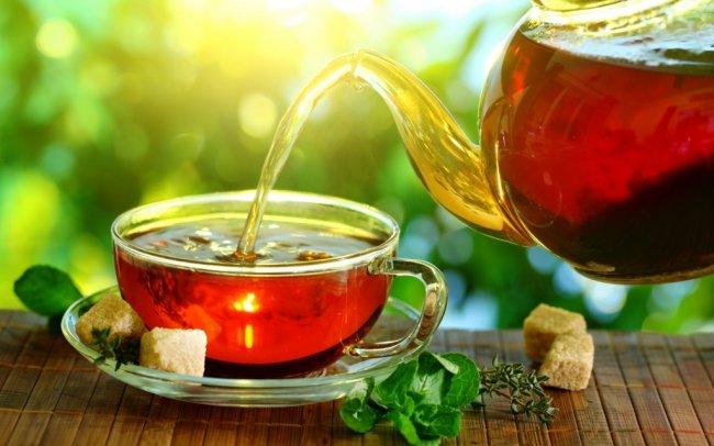 Чай, как лекарство