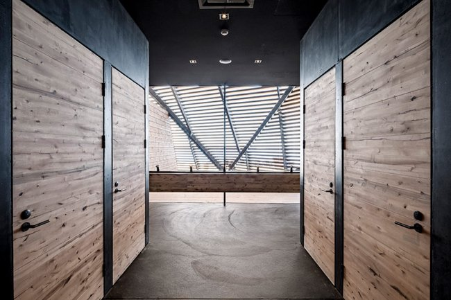Необычная сауна открылась в Финляндии - Фото