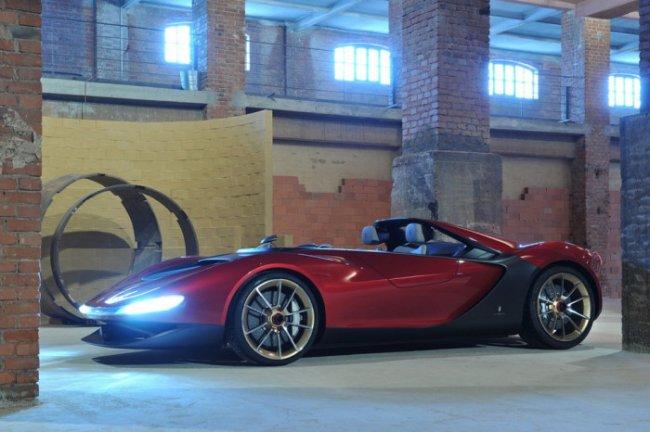 Самые дорогие автомобили в мире (11 фото)