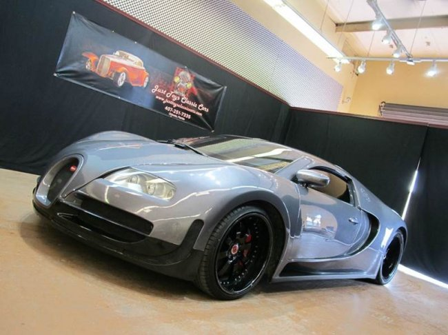 Bugatti Veyron всего за 82 000 $