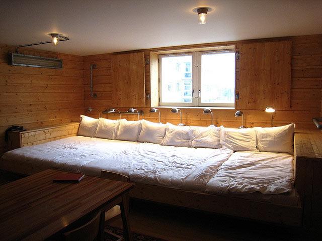 Интересные факты о кроватях (7 фото)