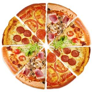 Настоящая итальянская пицца – как она выглядит?