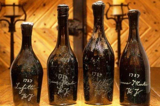 Самое интересное о бутылках