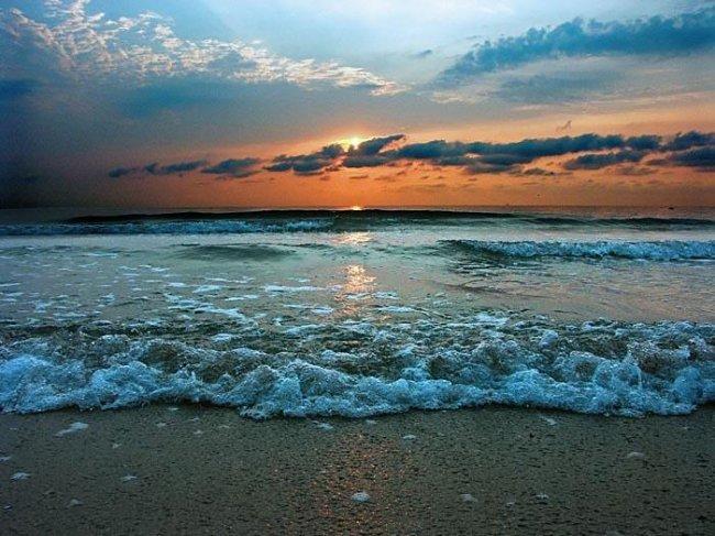 10 интересных фактов о Черном море