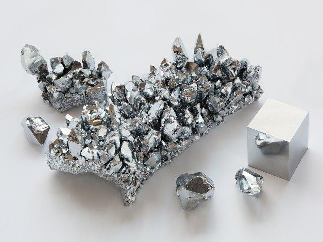 История изучения металла
