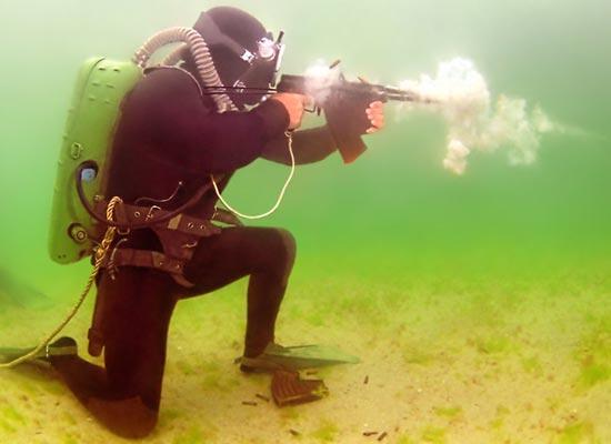 История подводного оружия (7 фото)