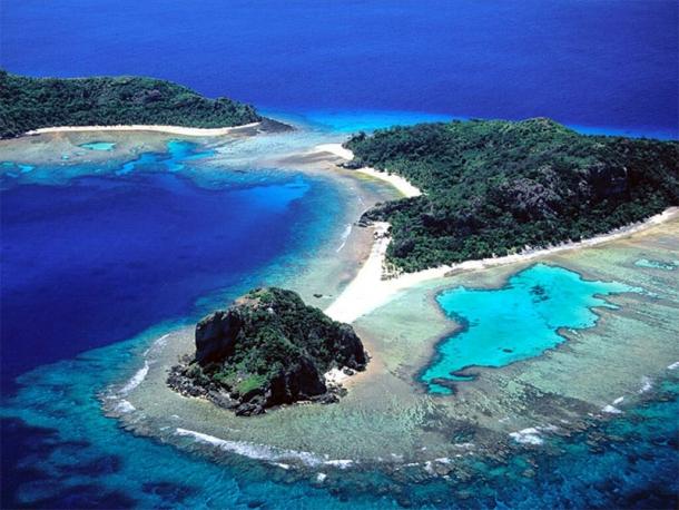 Уникальные пляжи мира (16 фото)