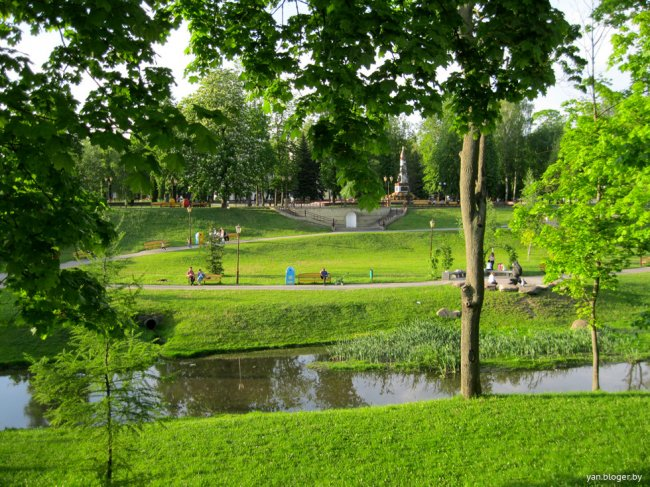 Интересные места в белорусском Гродно (5 фото)