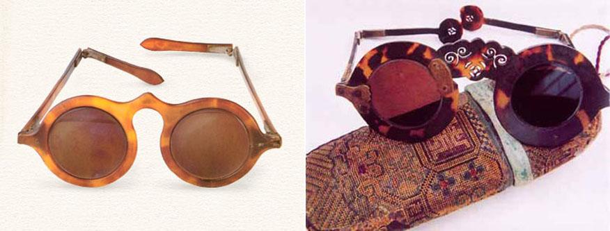 Солнечные очки для круглого лица женские