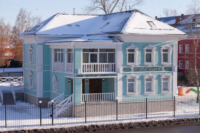 Самые необычные гостиницы России (10 фото)