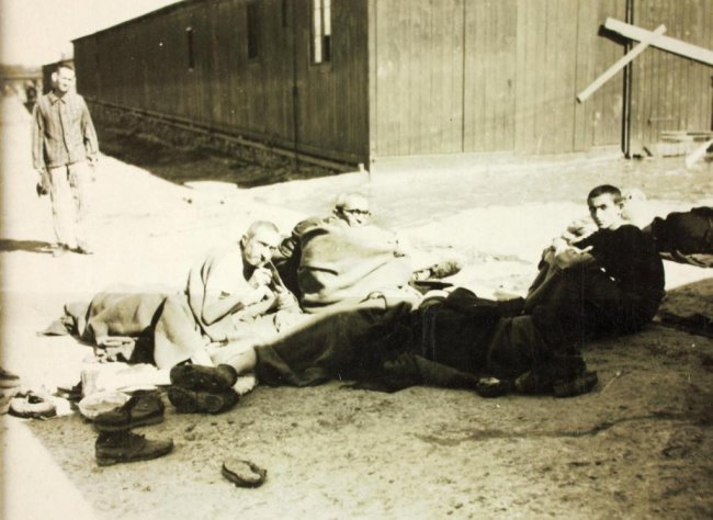Горькие факты о холокосте (9 фото)