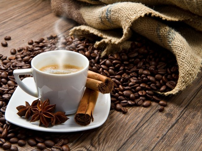 Интересные факты о зернах кофе и напитке, который из них готовят