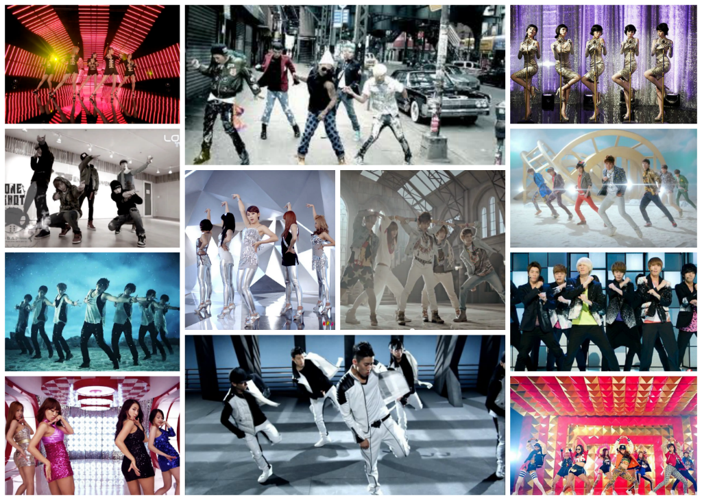 1 k-pop was influenced by music from japan and western countries