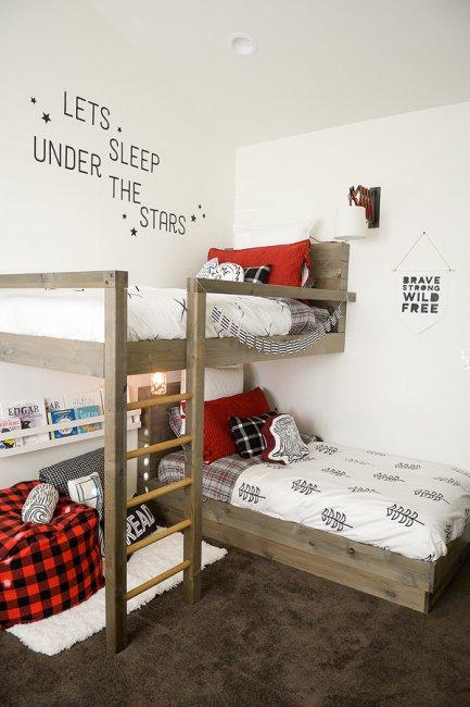Невероятные примеры двухъярусных кроватей (14 фото)