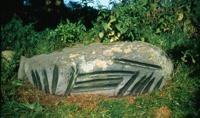 Загадочные желоба Готланда (4 фото)