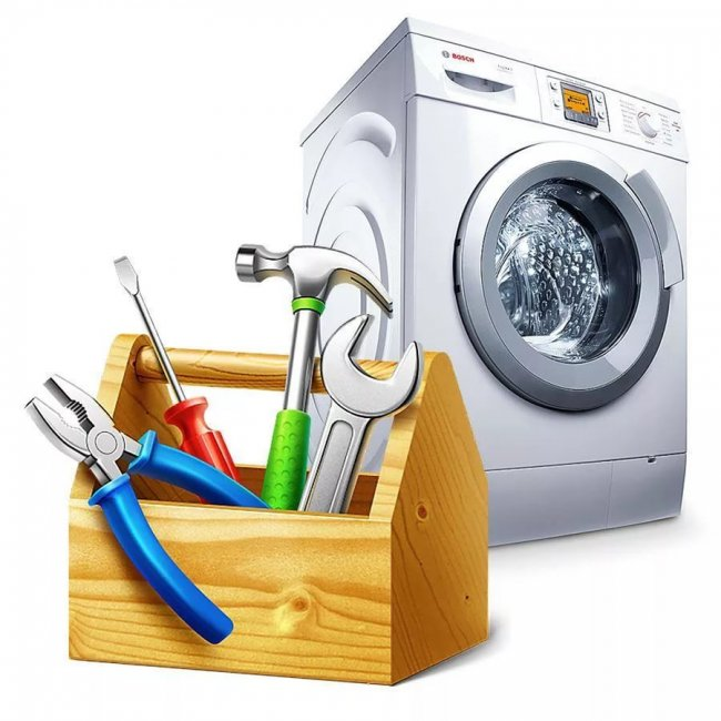 Поломки стиральных машин и методы их устранения