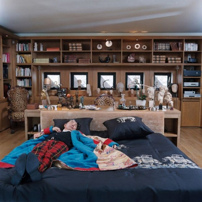 Необычный подход к спальне (23 фото)