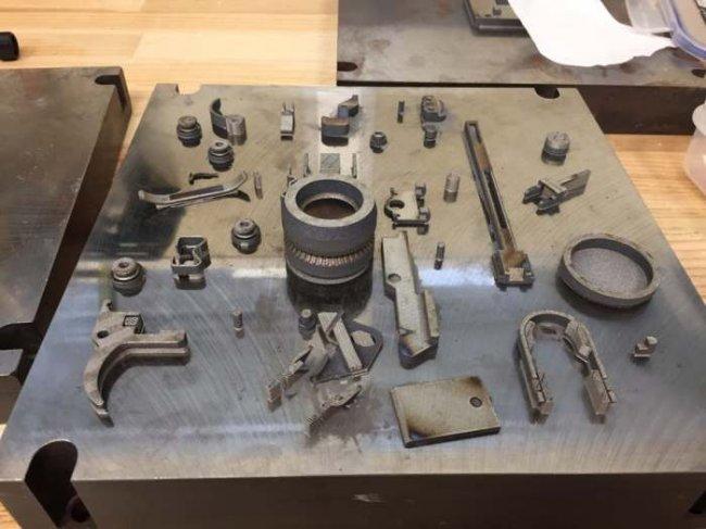 Гранатомет, сделанный на 3D-принтере (5 фото)