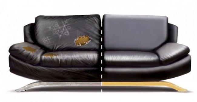 Особенности перетяжки мебели