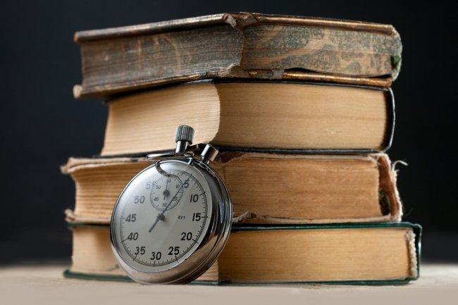 Интересные факты о чтении