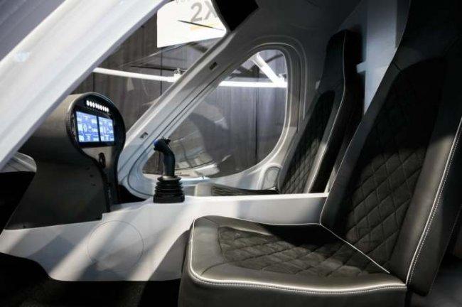 Первое летающее такси в Дубае (7 фото + видео)