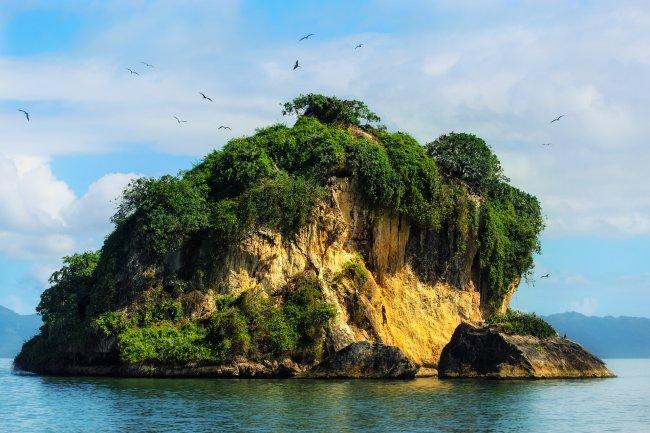 Интересные места планеты - Пуанта-Кана (Доминикана)