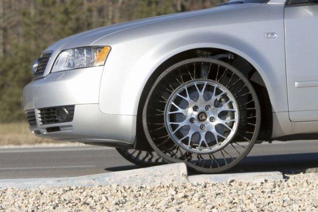 Самые дорогие шины в мире (5 фото)