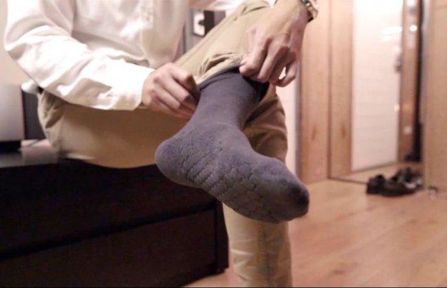 Самые удобные носки в мире, которые не пахнут
