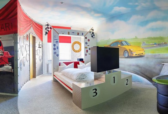 Необычные гостиницы мира