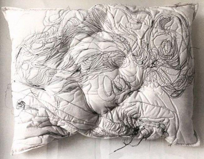 Подушки от Мириам Ашканян, которые клонят ко сну (7 фото)