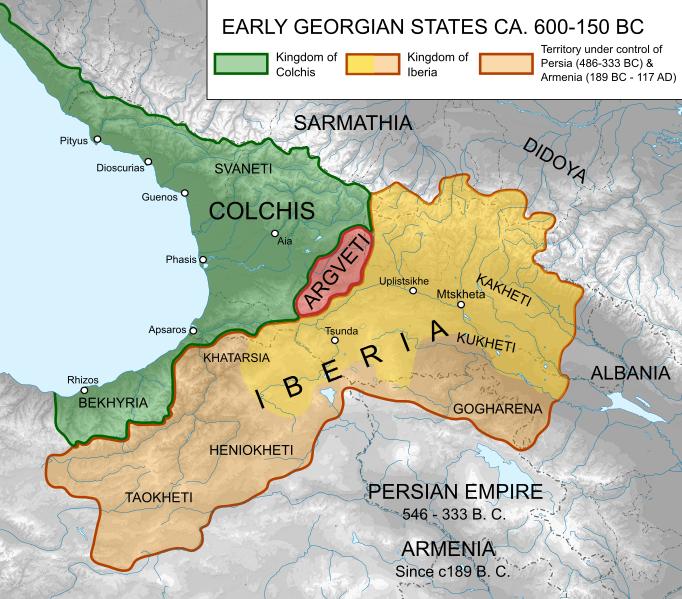 Любопытные факты о Грузии