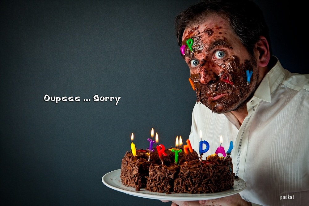 Фото смешное поздравление с днем рождения