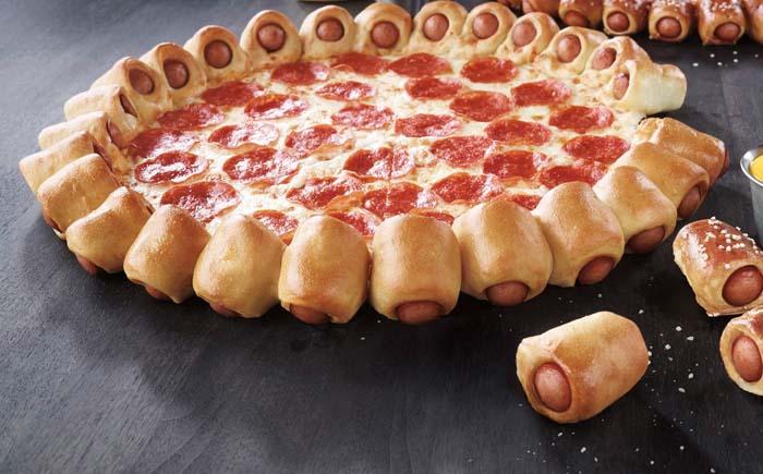 Самые экзотические рецепты пиццы