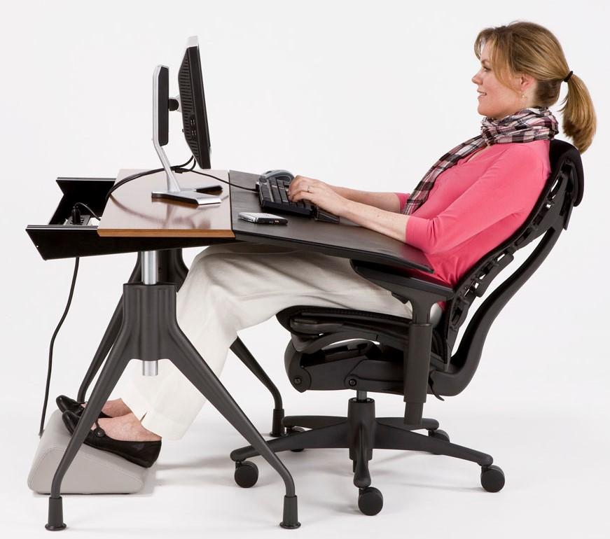 Идеальное кресло забудьте о боли в спине 187 Интересные