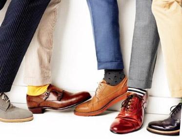 Как подобрать носки к костюму