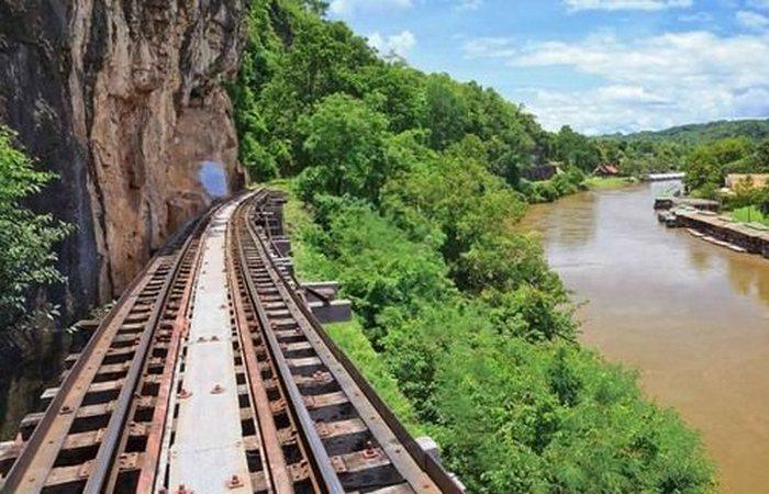 """Результат пошуку зображень за запитом """"Самые опасные железные дороги на на планете - фото."""""""