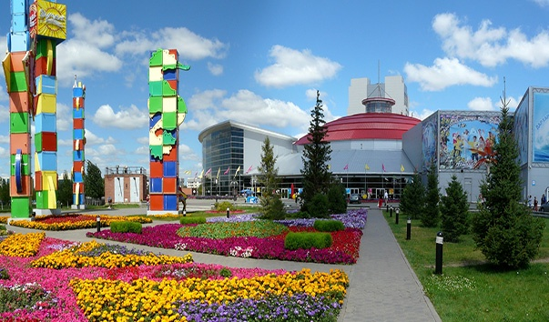 Увлекательное путешествие по Астане (Казахстан) - (9 фото)