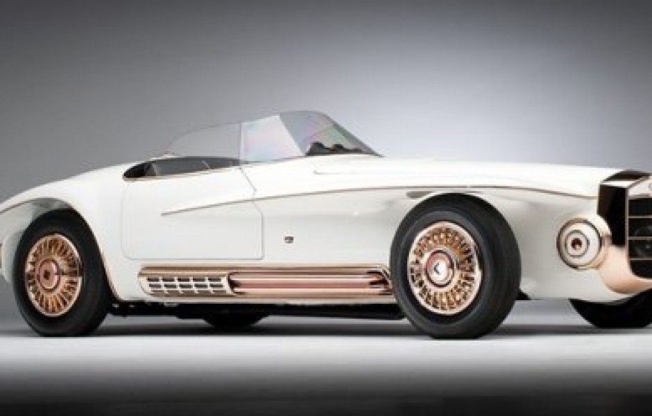 1965 Mercer-Cobra Roadster (9 фото)