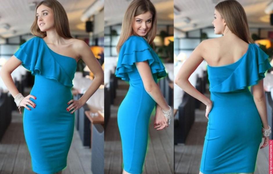 2ef2e73306856a7 Как носить платье с открытыми плечами? » Интересные факты: самое ...