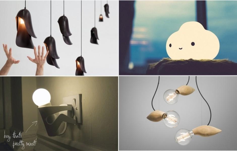 20 самых невероятных светильников
