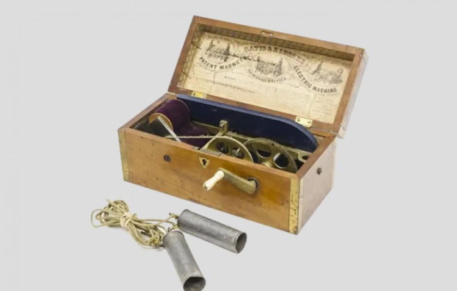 Необычные изобретения медицины из прошлого