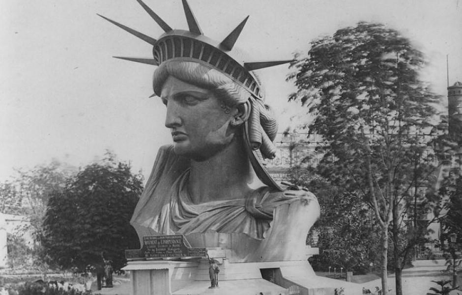 Становление Статуи Свободы от А до Я