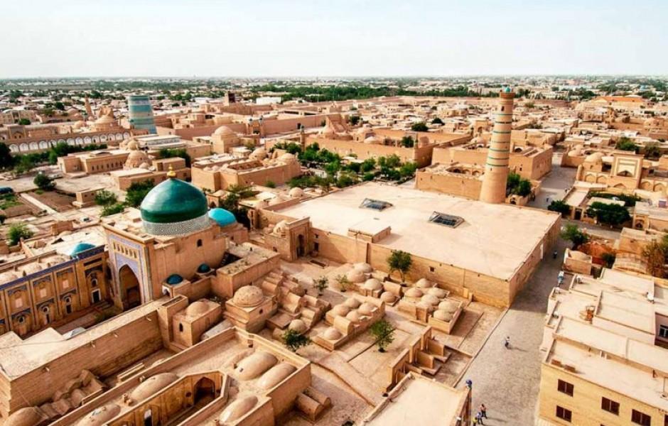 Удивительные факты об Узбекистане