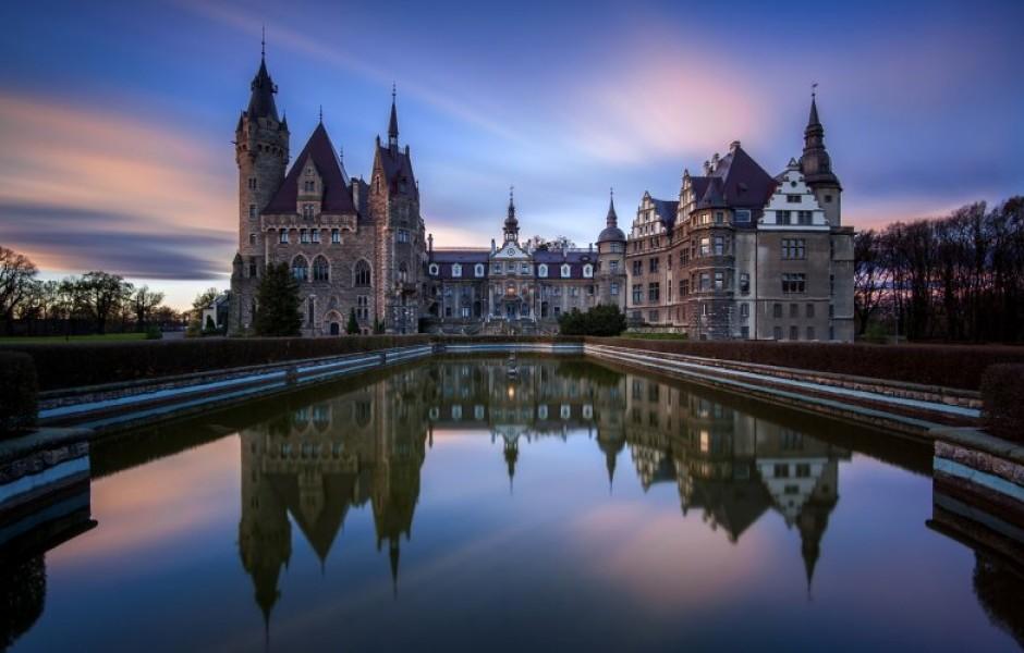Удивительные достопримечательности Польши