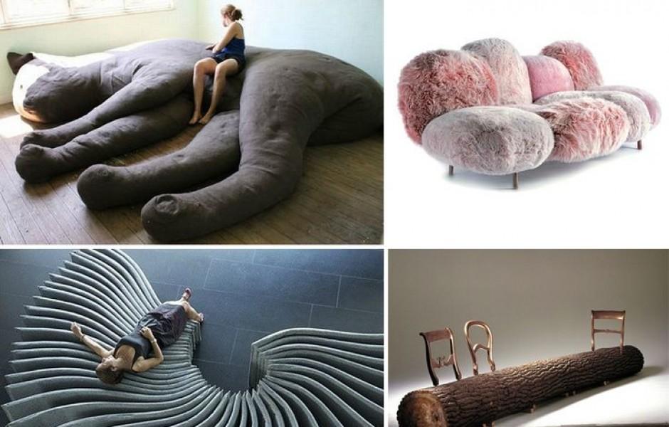 Интересное о диванах, о чем вы даже не догадывались