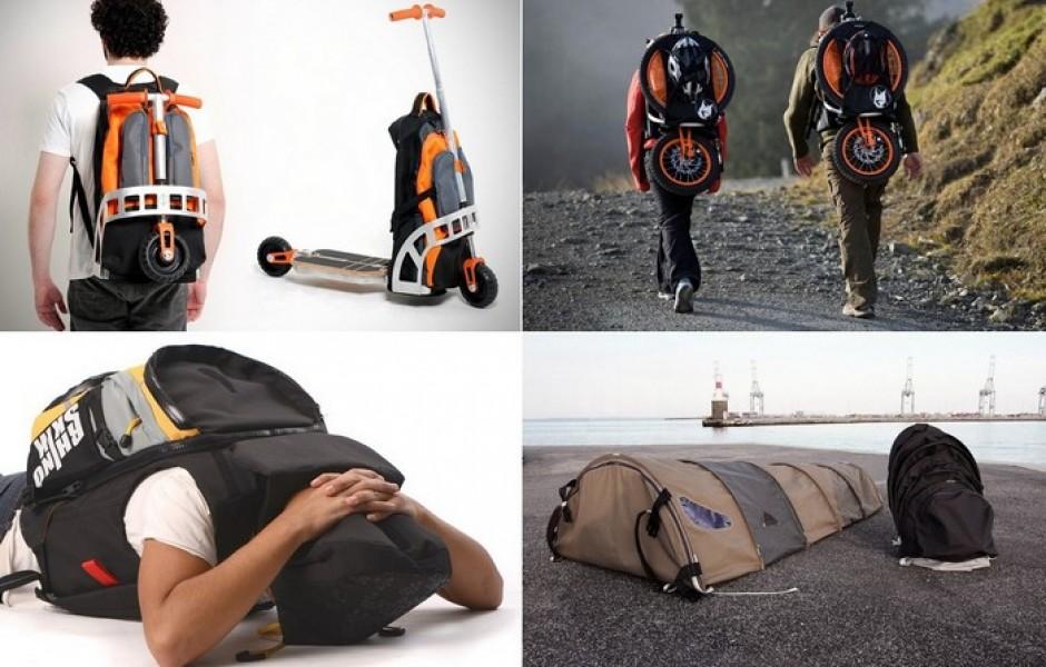 7 необычных и интересных рюкзаков мира (7 фото)